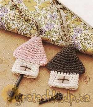 Описание: вязаные брелки схемы, хемой и вязание крючком овальная...