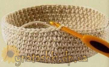 Вязание сумочки-косметички-4