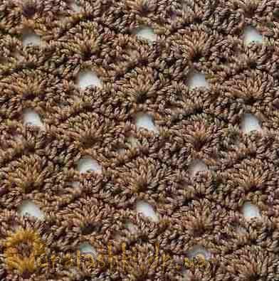 схемы вязания пошагово